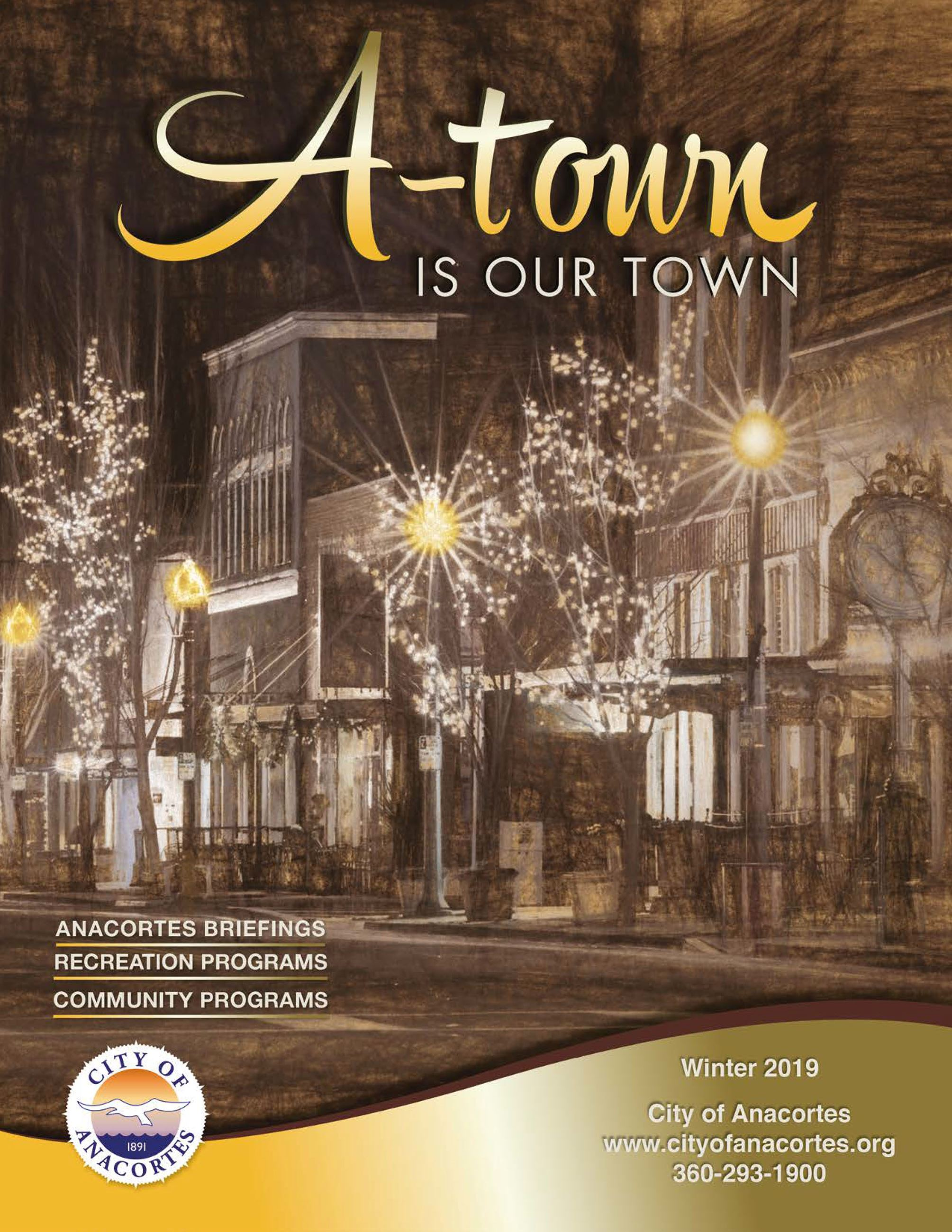 A-Town 2019 Winter Cover