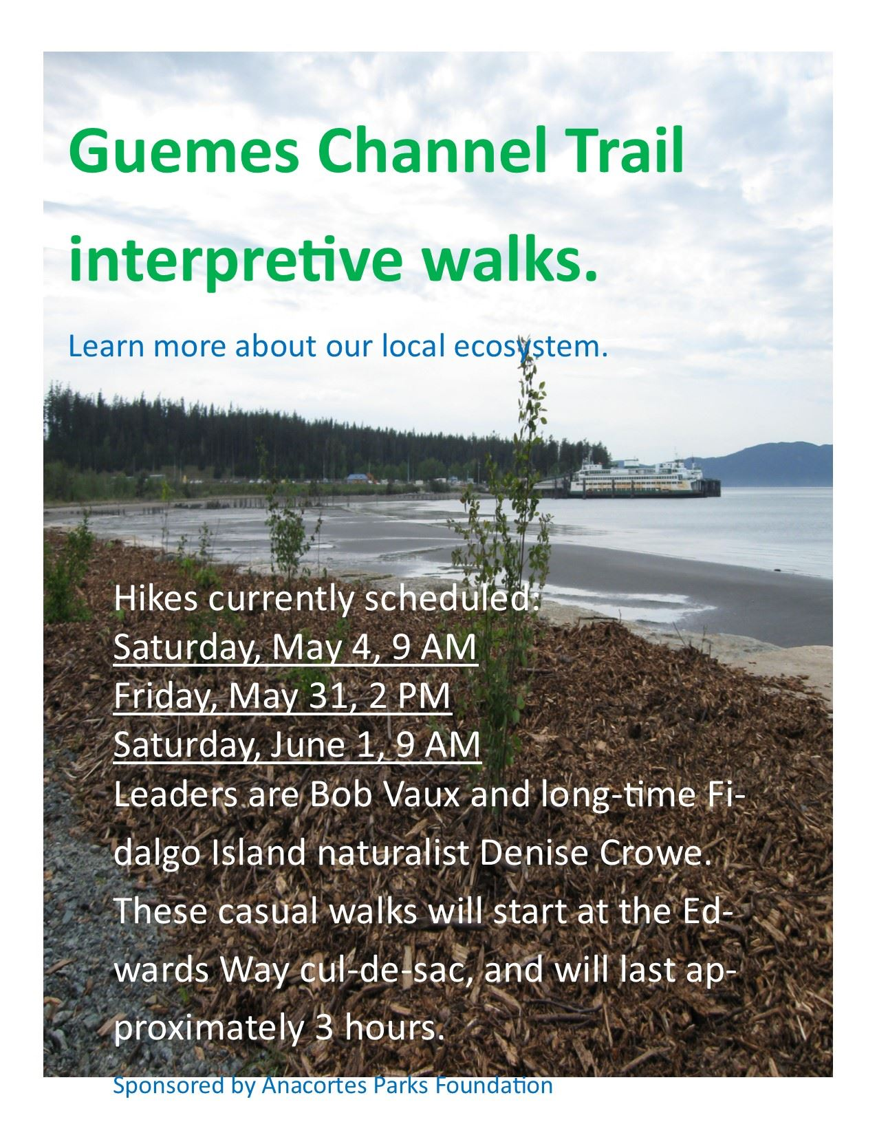 GCT interpretive hikes 2019