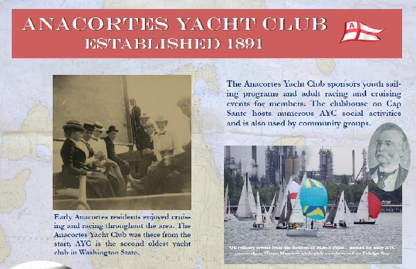Anacortes Yacht Club Established 1891