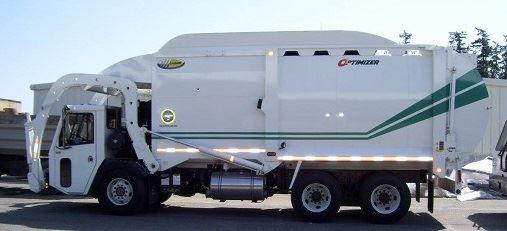 2007 Garbage Truck