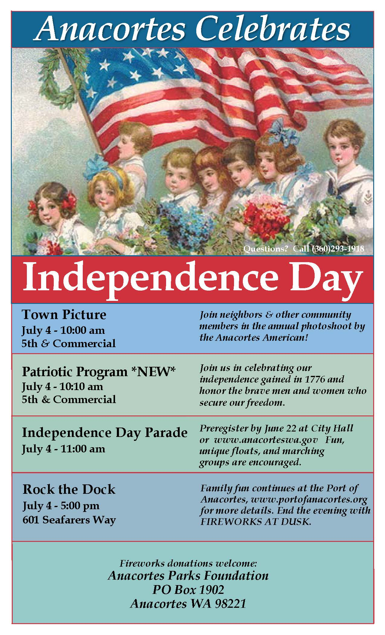 4th of July Flyer 2018