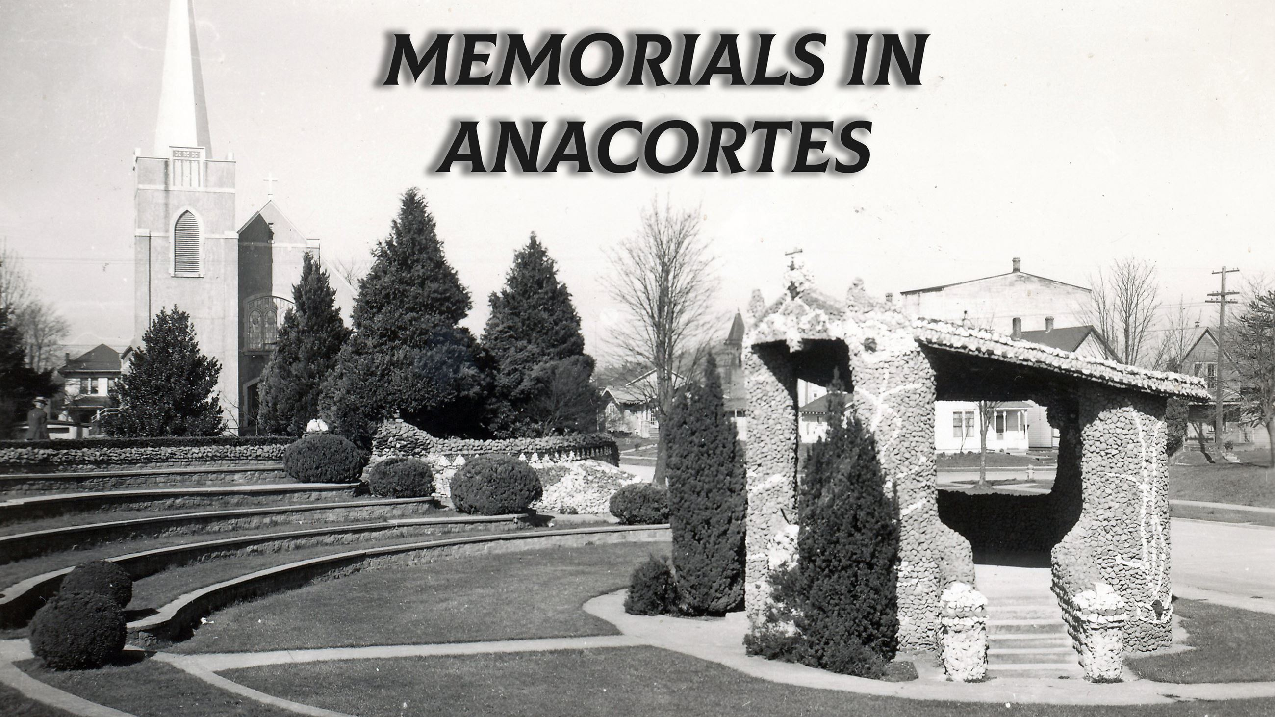 Memorials in Anacortes